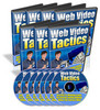 Thumbnail Web Video Tactics, Earn BIG Money From Your Website!