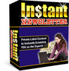 Thumbnail Instant Newsletter: Internet Marketing Newsletter