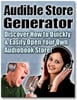 Thumbnail Audible Store Generator