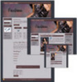 Thumbnail Fashion Website Template 1