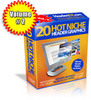 Thumbnail 20 Hot Niche Headers Vol2 MRR