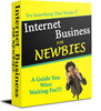 Thumbnail new Internet Business For Newbies with PLR
