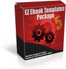 Thumbnail EZ Ebook Template Package ver 5 MRR!