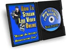 Thumbnail How To Stream Live Video Online With MRR