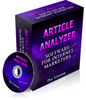 Thumbnail Article Analyzer With Resell Rights