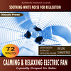 Thumbnail Calming and Relaxing Electric Fan for Babies