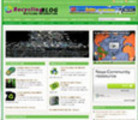 Recycling Blog Niche Site
