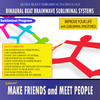Make Friends and Meet People - Subliminal Messages Ringtone