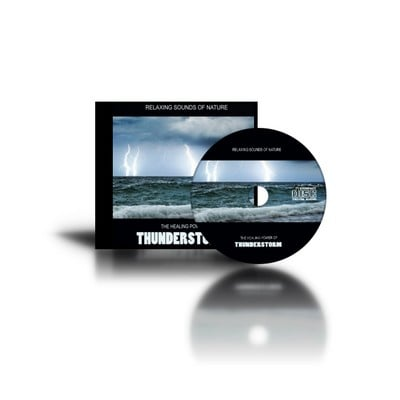 Product picture The Healing Power of Thunderstorm (Nature Sounds for Relaxat
