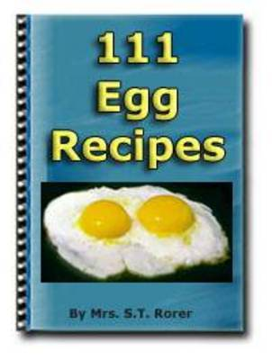 Product picture 111 Egg Recipes