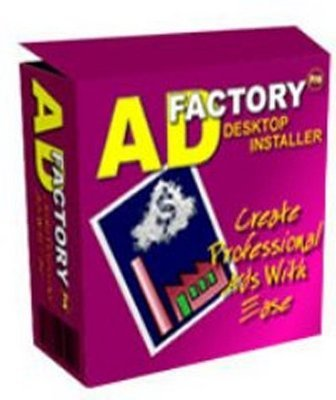Product picture Ad Factory Pro Desktop Software With Master Resell Rights