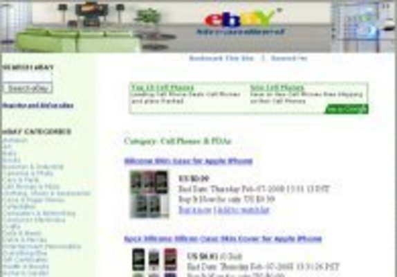 Product picture New! Ebay Cash Flow Site With Master Resale Rights