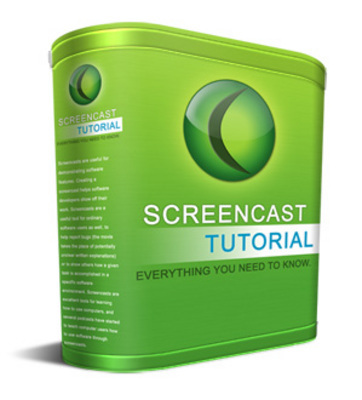 Product picture Screencast Camtasia5 Tutorial Series (MRR)