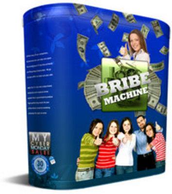 Product picture StumbleUpon Bribe Machine