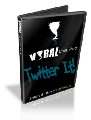 Product picture Twitter It! Video with Full PLR Rights