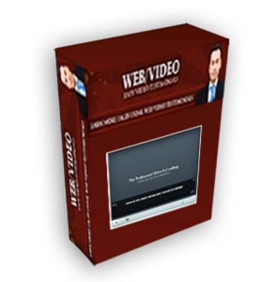 Product picture Web Video Testimonial Software