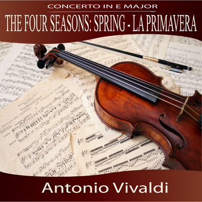 Product picture The Four Seasons: Spring (La Primavera) Vivaldi  - RINGTONE