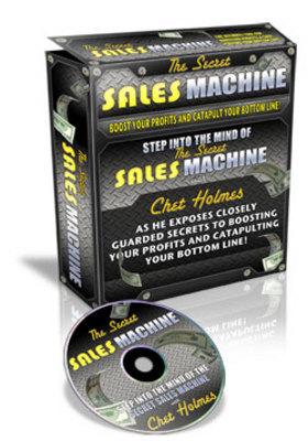 Product picture secrets of a sales machine audio