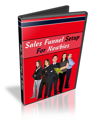 Product picture NEW* Sales Funnel Setup For Newbies With PLR