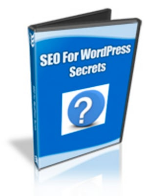 Product picture New Video! SEO For Wordpress Secrets - MRR