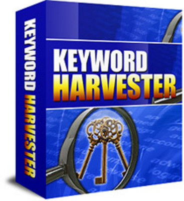 Product picture Keyword Harvester: Faster Keyword Research