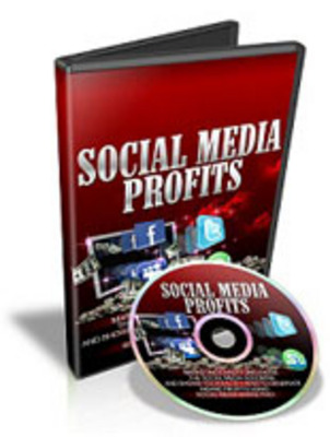 Product picture Social Media Profits MRR
