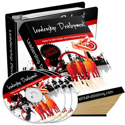 Product picture Leadership Development Audio And Pdf PLR!