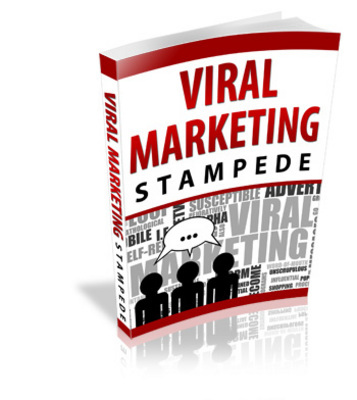 Product picture Viral Marketing Stampede