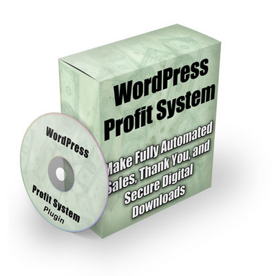 Product picture WordPress Profit System