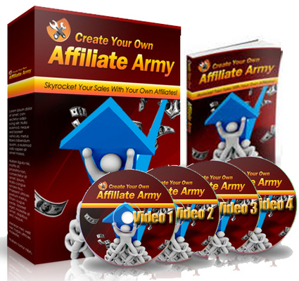 Product picture Create Your Own Affiliate Army