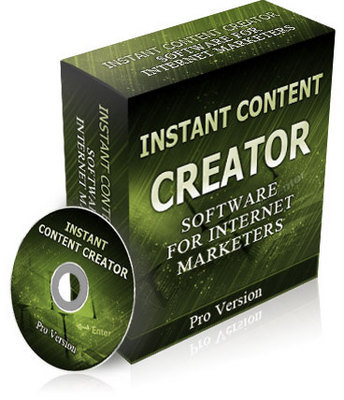 Product picture Instant Content Creator Pro - Shortcut To Creating Winning A