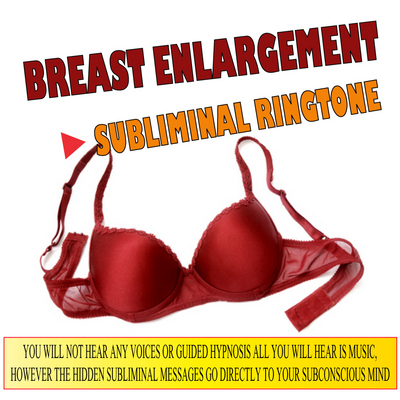 Product picture Breast Enlargement Ringtone + FREE BONUSES!!!