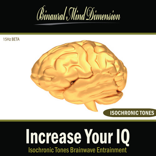 Product picture Increase Your IQ: Isochronic Tones Brainwave Entrainment
