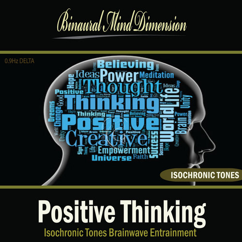 Product picture Positive Thinking: Isochronic Tones Brainwave Entrainment